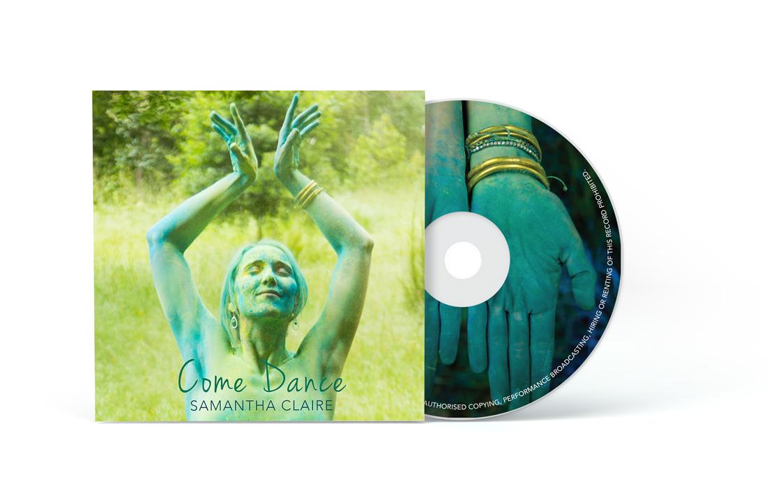 Come Dance album cover
