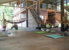 Yoga Retreat in Amazon Rainforest.