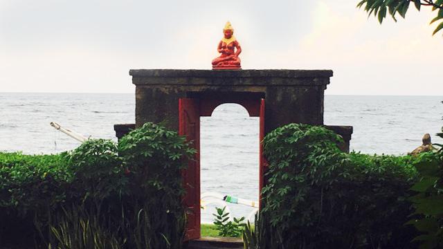 Doorway in Bali