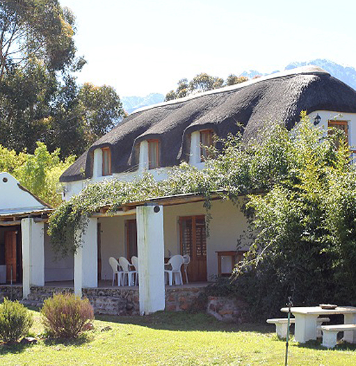 blue butterfly retreat centre tulbagh